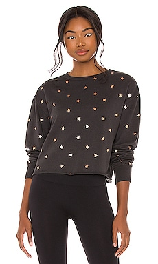 Mazzy Pullover Sweatshirt Spiritual Gangster $88