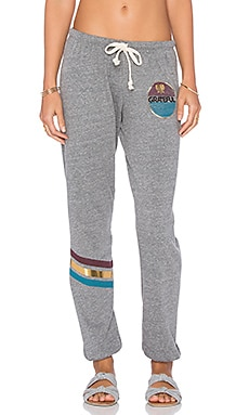 Spiritual Gangster Grateful Favorite Sweatpant in Heather Grey