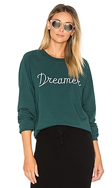 SWEAT BRODÉ MANCHES RAGLAN DREAMER