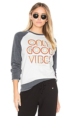 Only Good Vibes Sweatshirt