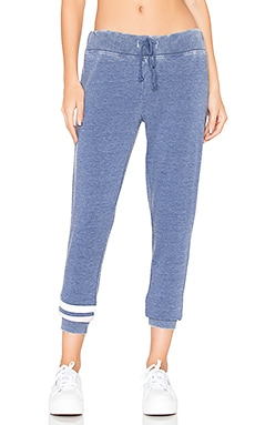 Om Namaste Sweatpant in Twilight