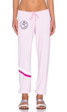 Spiritual Gangster Sacred Sweatpant in Petal Pink
