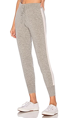 Cashmere Blend Slim Sweater Jogger Spiritual Gangster $198