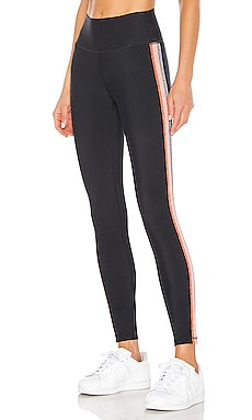 High Waisted 7/8 Legging Spiritual Gangster $65