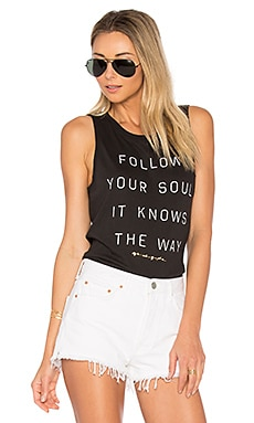 Follow Your Soul Muscle Tank