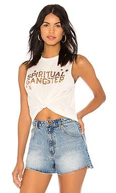 SG Varsity Tank Spiritual Gangster $39