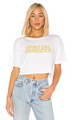 Veracruz Crop Tee Spiritual Gangster $32