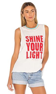 Shine Gigi Muscle Tank Spiritual Gangster $26 (FINAL SALE)
