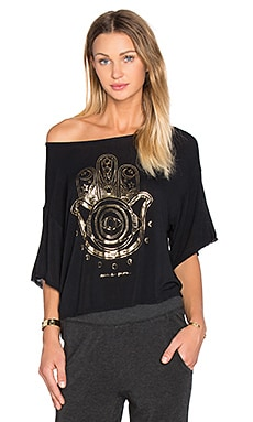 T-SHIRT NATIVE HAMSA