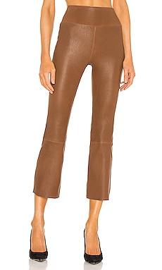 Crop Flare Legging SPRWMN $975