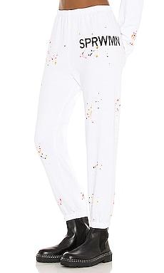Paint Splatter Sweatpant SPRWMN $225