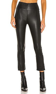 High Waist Crop Flare Legging SPRWMN $975 BEST SELLER