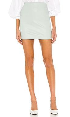 X REVOLVE Mini Skirt SPRWMN $740