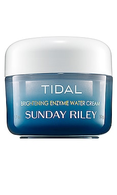 CREMA FACIAL TIDAL BRIGHTENING Sunday Riley $65 MÁS VENDIDO