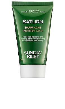 Saturn Sulfur Acne Treatment Mask Sunday Riley $55