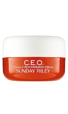 Travel C.E.O. C + E antiOXIDANT Moisturizer Sunday Riley $22