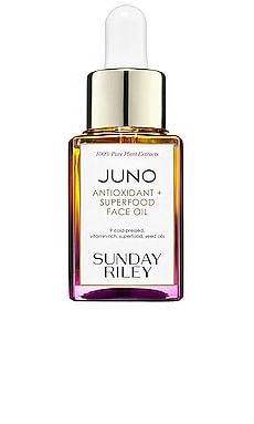 МАСЛО ДЛЯ ЛИЦА TRAVEL JUNO ESSENTIAL FACE OIL Sunday Riley $45