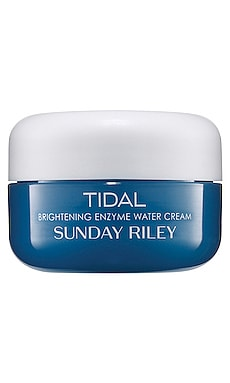 CRÈME VISAGE TRAVEL TIDAL BRIGHTENING ENZYME WATER CREAM Sunday Riley $22