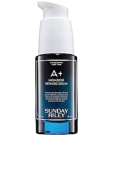 A+ High-Dose Retinoid Serum Sunday Riley $85 BEST SELLER