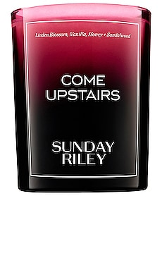Come Upstairs Massage Candle Sunday Riley $65 BEST SELLER