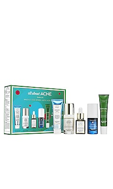 All About Acne Kit Sunday Riley $95