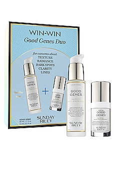 KIT SOIN DU VISAGE HOME AND AWAY Sunday Riley $122