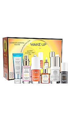Wake Up With Me Brightening Kit Sunday Riley $95 NEW