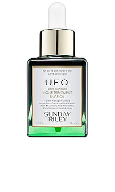 U.F.O. Ultra-Clarifying Face Oil Sunday Riley $80 BEST SELLER