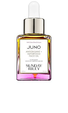 JUNO Antioxidant + Superfood Face Oil Sunday Riley $72 BEST SELLER
