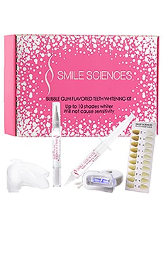 TEETH WHITENING キット Smile Sciences $120 ベストセラー