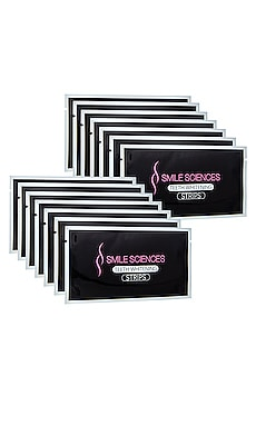 Gel Infused Charcoal Whitening Strips Smile Sciences $70