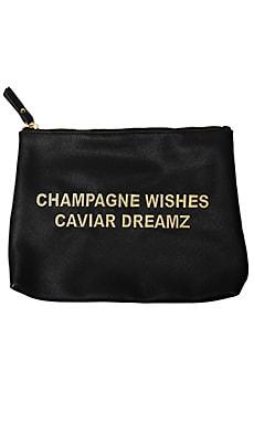 Champagne Wishes Caviar Dreamz Bag