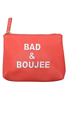 POCHETTE À MAQUILLAGE BAD AND BOUJEE
