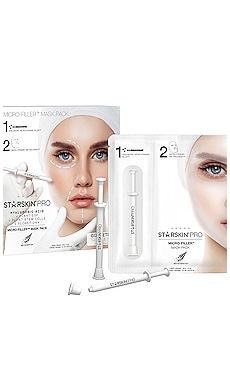 Micro Filler Mask Pack STARSKIN $35