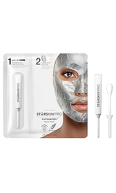 Platinum Peel Mask Pack STARSKIN $25