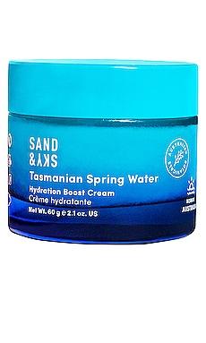 УВЛАЖНЯЮЩИЙ КРЕМ TASMANIAN SPRING WATER Sand & Sky $50