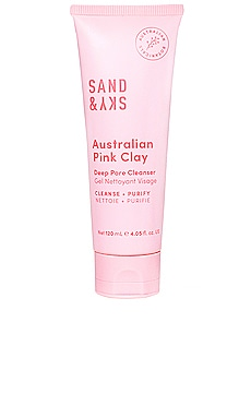 ОЧИЩАЮЩЕЕ СРЕДСТВО AUSTRALIAN PINK CLAY Sand & Sky $30