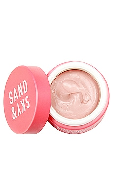 MASQUE PURIFIANT À L'ARGILE ROSE BRILLIANT SKIN Sand & Sky $49