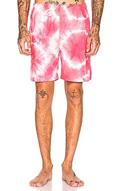 Tie Dye Water Short Stussy $52