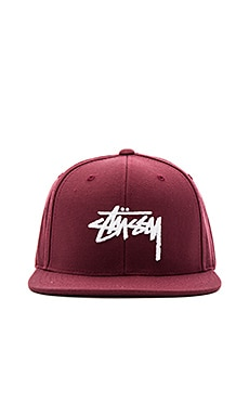 Бейсболка stock fa16 - Stussy