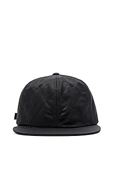 Quilted Strapback