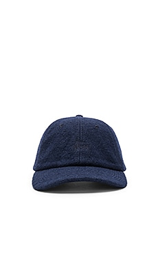 Boiled Wool Stock Logo Cap