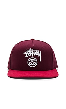 Бейсболка stock lock sp17 - Stussy