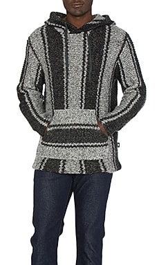Chunky Knit Drug Rug Sweater