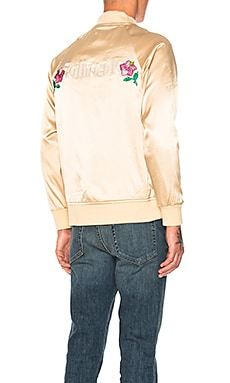 BLOUSON SATIN CALIFORNIA