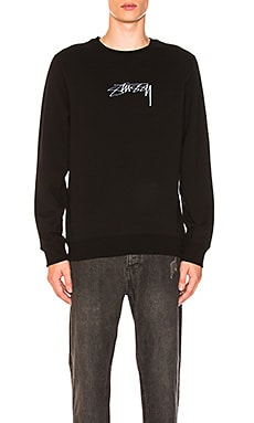 ЛОДОЧКИ SMOOTH STOCK APPLIQUE Stussy $68