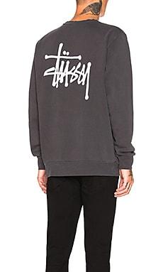 BASIC 크루 스웻셔츠 Stussy $95