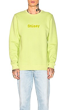 Design Applique Crew Stussy $63