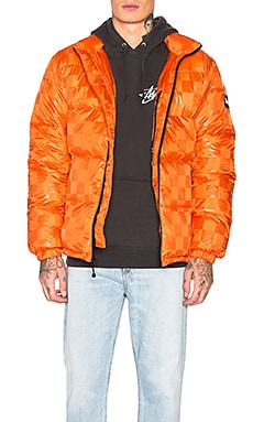 Puffer Jacket Stussy $88