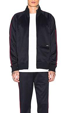 Poly Track Jacket Stussy $58